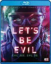 New: LET'S BE EVIL (Horror/Thriller/Drama) Blu-ray+DVD