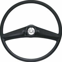 OER Reproduction Black Steering Wheel 1969-1972 Chevrolet and GMC Pickup Truck