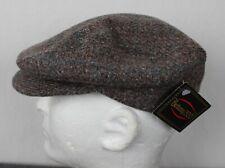 New Vintage Botany 500 Made In USA Wool Newsboy Cabbie Cap Hat Mens Medium