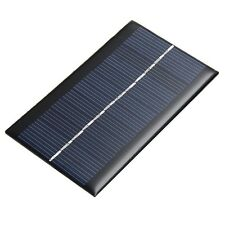 10PCS 6V 1W Solar Panel Module DIY For Light Battery Cell Phone Toys Chargers