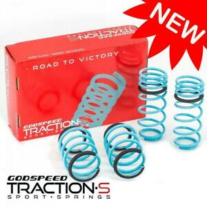 for Veloster 12-17 Lowering Springs Godspeed Traction-S Sport Springs