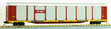 N Scale Tri-Level Auto Carrier,  CP Rail (MT couplers) (1-14695)