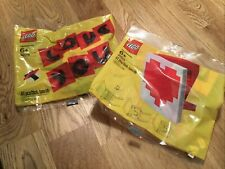 Lego Love Sets 40016 And 40015 New In Packets
