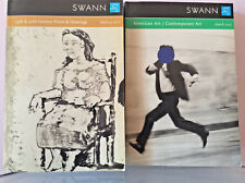 SWANN TWO CATALOGUES  March 9, 2010 June 8, 2010 Contemporary Art