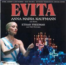 Evita von Anna Maria Kaufmann (Deutsche Version 2005) CD !!