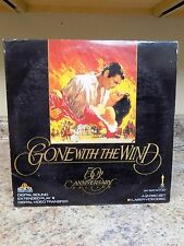 GONE WITH THE WIND 50TH ANNIVERSARY EDITION VIDEO LASERDISC EXTENDED PLAY