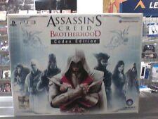 Assassin's Creed Brotherhood - Codex Edition PS3  ITALIANA  usata ma perfetta
