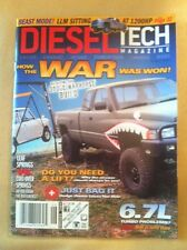 Diesel Tech Magazine Vol.9 2014 FREE SHIPPING, Recapping Our Dodge Warhourse!