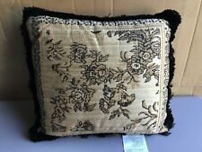 """USA Made NWT Florence Noble Collection 17"""" x 17"""" Tapestry Throw Pillow #440"""