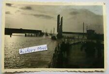 3.Foto mit Hafen in Swinemünde - Polen.(12)