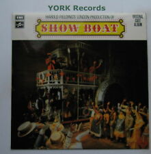 SHOW BOAT - Harold Fielding's London Production - Ex LP Record Columbia SCX 6480