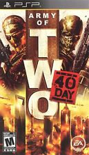 Army of Two: The 40th Day PSP New Sony PSP