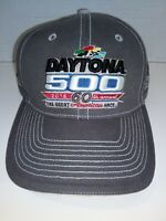 Daytona 500 2018 60th Annual Great American Race Gray Hat Cap
