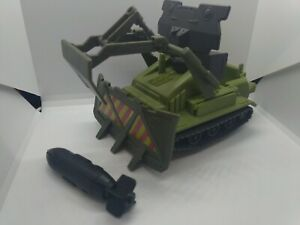 Vintage GI Joe ARAH 1985 Bomb Disposal Vehicle