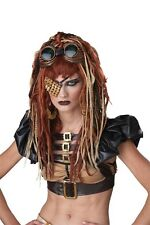 Mad Max Apocalypse Dreadlocks Wig, Steampunk, California Costume