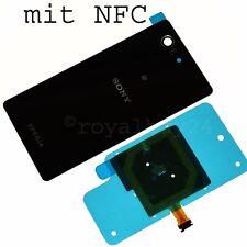 Tapa batería + NFC Sony Xperia z3 Compact 5803 5833 reverso batería Tapa backside