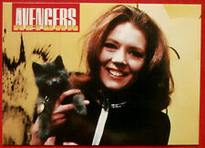 THE AVENGERS RETURN - PROMO CARD C3 - Cornerstone 1995 - Diana Rigg