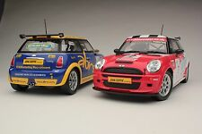 Mini Cooper S Competition / Quality R/C Model / Huge Scale 1:10 / # Erc08211B