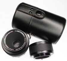 Fujinon EBC 55mm f3.5 Macro M-42 mount  #535487 .......... Minty w/1:1 Extension