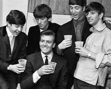 "Billy J Kramer and Beatles 10"" x 8"" Photograph no 1"