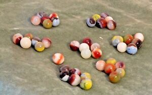 Old Marbles Lot #9 of Excellent Beauties