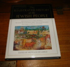 THE ILLUSTRATED HISTORY OF THE JEWISH PEOPLE BY NICHOLAS DE LANGE