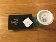Swarovski CRYSTAL HAPPY DUCK MISS ELEGANT #5080337 New in Original Box Brand New