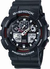 Casio G-Shock GA-100-1A4 Black Original New Mens Watch 200M Diver  GA-100
