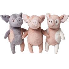 IKEA KELGRIS Ferkel Schwein Stofftier Kuscheltier Stoffspielzeug 18cm - 3er SET