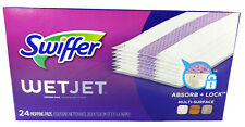Swiffer Wet Jet Mopping Pad Refills, Multi Surface (24 Count)