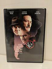 The Boys from Brazil (DVD, Lionsgate Films, Gregory Peck, Region 1/A NTSC