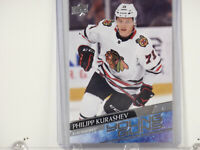 PHILIPP KURASHEV  2020-21 UD YOUNG GUNS SERIES 1 ROOKIE CARD # 238 CHICAGO