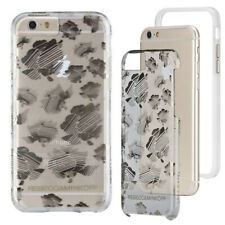 For iPhone 6S,7,8 Dual Layer Case Cover Clear Floral RebeccaMinkoff by Case-Mate