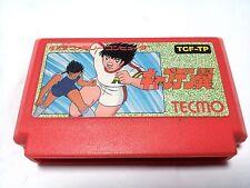 Captain Tsubasa / Cartridge Only/ Famicom Fc Nes /Japanese Ver.