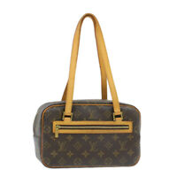 LOUIS VUITTON Monogram Cite MM Shoulder Bag M51182 LV Auth 14949 **No Sticky