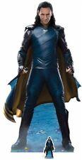 Loki from Thor Ragnarok (Tom Hiddleston) Lifesize and Mini Cardboard Cutout