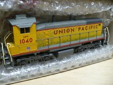 Athearn HO Union Pacific Custom Diesel Switcher with added details