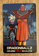 Dragonball Z Card- Hero Collection- Card #164