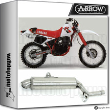 ARROW MUFFLER PARIS DACAR STAINLESS STEEL HOM YAMAHA TT 600 1990 90 1991 91