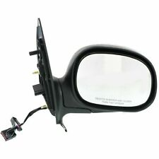 FORD F150 LH CHROME MIRROR 97 98 99 00 01 1997 1998 1999 2000 2001  POWER 3 WIRE
