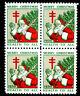 United States, 1930 Christmas Seal FREAK, Gray Ooze, Printer E, WX55, MNH
