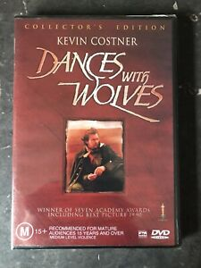 Dances With Wolves Dvd BRAND NEW SEALED