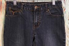 ARIZONA JEAN CO. A0817 Women's Jean Blue Denim Pants JUNIOR Size 12