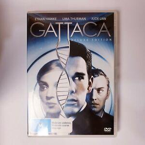 Gattaca Movie DVD Region 4 AUS Free Postage - Action Scifi