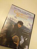 Dvd  COLMILLO BLANCO DE WALT DISNEY