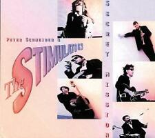 Schneider,Peter & the Stimulators - Secret Mission