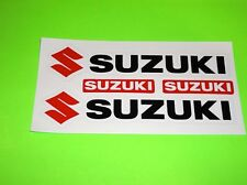 SUZUKI GSXR RM RMZ 65 85 100 125 250 450 STICKERS DECALS #4