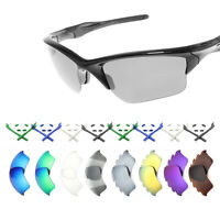 MRY Replacement Lens and Rubber Kit for-Oakley Half Jacket 2.0 XL Sunglass -Opt.
