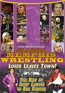 Classic Memphis Wrestling Loser Leaves Town USWA WWE, Bill Dundee Jerry Lawler