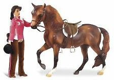 Breyer Lets Go Riding English (Colors May Vary) 1409